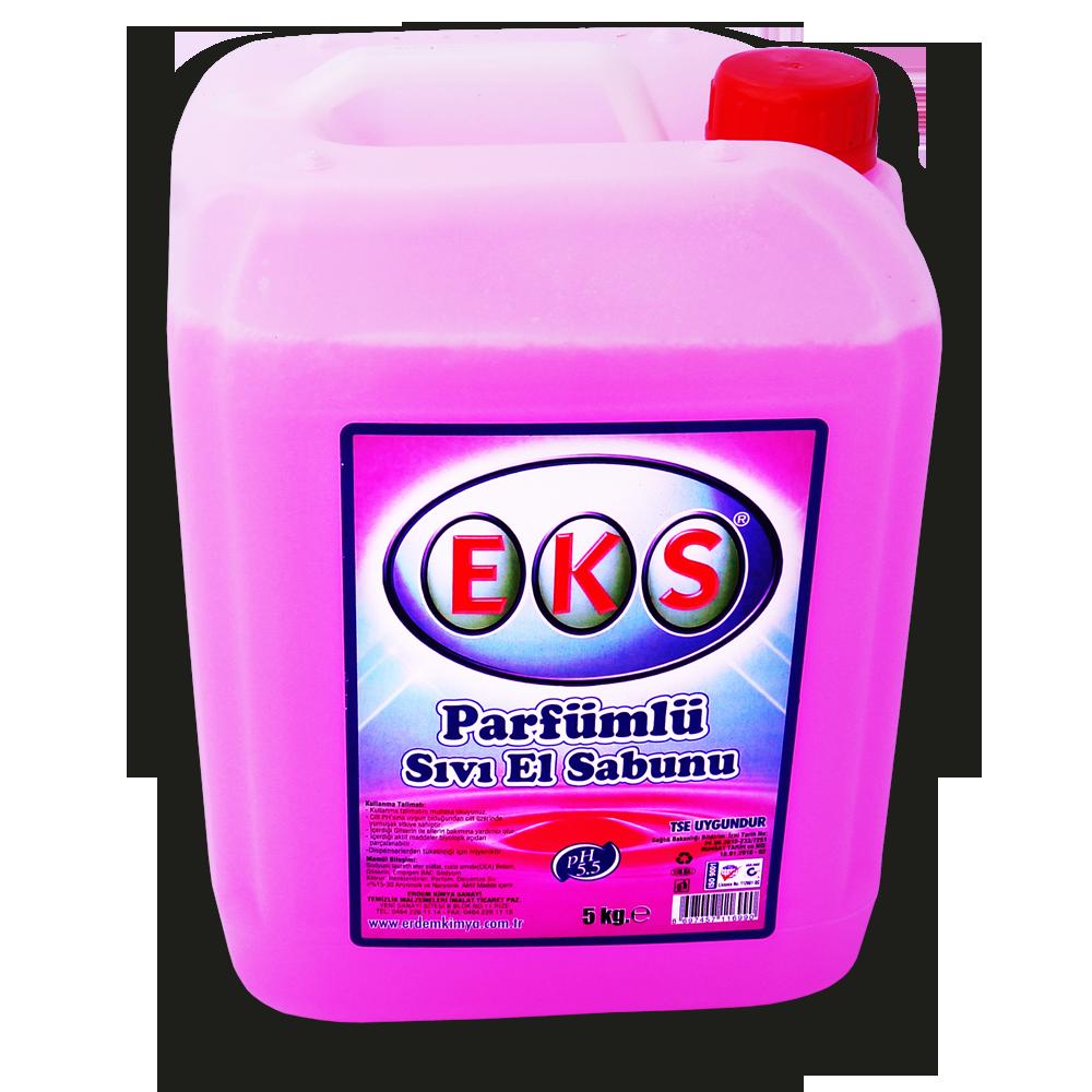 eks sivi el sabunu 5 kg erdem kimya aclife temizlik